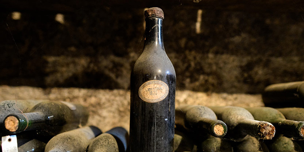 Antiche bottiglie